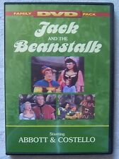 Jack and the Beanstalk (DVD) Very Good Condition