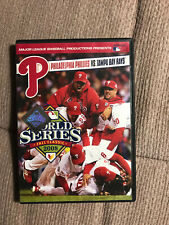 2008 World Series (DVD, 2008)