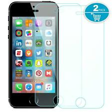 Gorilla Película Protectora De Pantalla de Vidrio Templado para Apple iPhone 5/5S/SE/5C F & Free