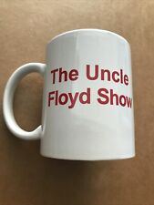 The Uncle Floyd Show Coffee Mug (2020) Collectible