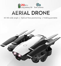L107 drone 4K dual camera 20-minute quadcopter optical flow positioning