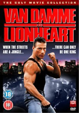 Eric Karson, Brian Thompson-Lionheart  (UK IMPORT)  DVD NEW