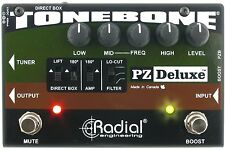 Radial Tonebone PZ-DELUXE Acoustic Preamp and DI