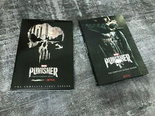 The Punisher complete series Season 1 & 2 DVD (6-Disc) US seller