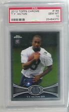 2012 Topps Chrome T.Y. Hilton RC (PSA 10)