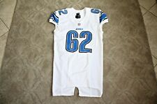 Michael Cosgrove 2012 Detroit Lions non game used jersey team issued size 44L+4