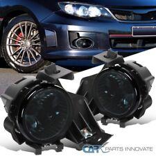 08-11 Subaru Impreza WRX humo para Luces antiniebla delanteras Conducción Lámparas De Parachoques + Interruptor