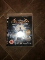 Batman Arkham Asylum - PS3 Playstation 3- Machine Cleaned And Tested