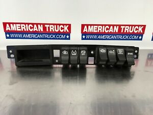 2017 Kenworth T680 Storage Tray Panel with switches  S06-1074-601