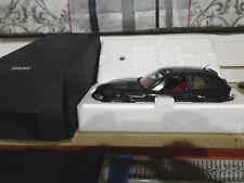BMW Z3 M-Coupe schwarz 1:18  RAR  OVP
