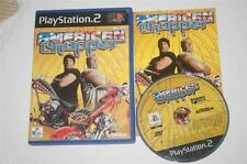 Play Station 2 PS2 Game- American Chopper