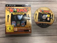 *** Worms Collection *** para ps3 PlayStation 3 *** completo con embalaje original *** como nuevo