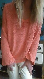 "Sass & Bide ""Knock On"" Cotton Knit Jumper Sweater sz XS"