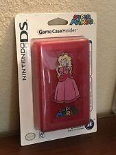 Nintendo DS Game Case Holder Princess Peach