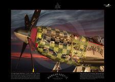 Cockpit & Hangar Sortie 6 Pack Poster Special