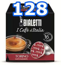 NOVITA'!! 128 Capsule in alluminio Bialetti Mokespresso TORINO - Mokona Tazzona