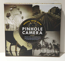 NIB Complete Create Your Own Pinhole Camera Kit and Book