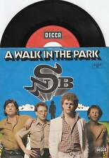 NICK STRAKER BAND A Walk In The Park 45/GER/PIC