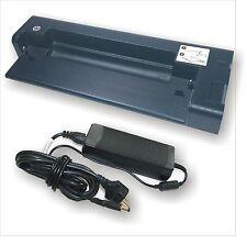 Original HP Dockingstation HSTNN-C14X für HP EliteBook 2540p, mit Netzteil 120W