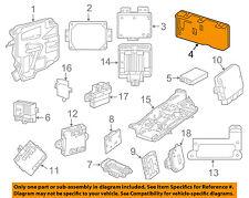 MERCEDES OEM 14-16 E350 Trunk-Control Module 2189000204