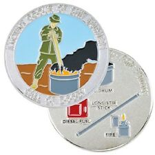 SH!T BURNER Ancient Odour of the Burners Call of Doody Challenge Coin
