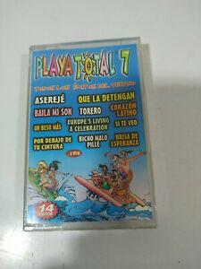 Playa total 7 Exitos del verano Torero Asereje - Cinta Cassette Nueva