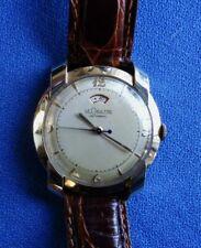 LeCoultre Powermatic NAUTILUS Vento Indicatore PARAURTI Automatico Orologio da polso ca.1950