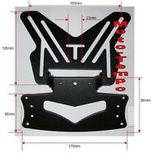 Universal Tail Tidy NEW number plate bracket
