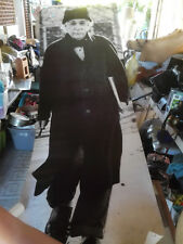 ART POSTER OF FAMOUS ALBERT EINSTEIN, FULL BODY 5 FOOT POSTER PRINT PICTURE