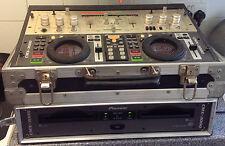 V Buen Estado CMX 3000 Pro Pioneer reproductor de CD. casos de vuelo + conduce