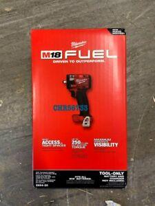 Brand New M18 Milwaukee 2854-20 3/8 Brushless Cordless Impact Wrench Volt Fuel