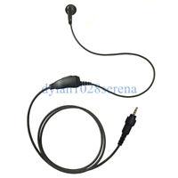 Ear Bud Earphone Headset PTT Mic for Motorola CLP1010 CLP1040 CLP1060 CLP446