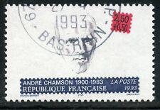 STAMP / TIMBRE FRANCE OBLITERE N° 2803 CELEBRITE / ANDRE CHAMSON