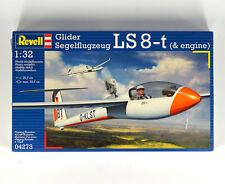 REVELL 04273 4273 KIT 1/32 LS 8-t (& engine) Glider Plane NEW NUE NUEUE