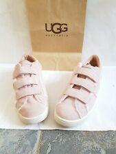 Original /ugg uggs girls suade trainers size 6.5 or eu 39 pink colour. NEW.