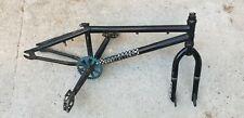 BMX Cadre Specialized Fuse 2 + Fourche GT + Pedalier Frame Kit + Fork + Crankset