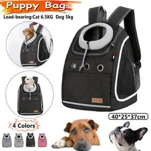 Portable Pet Puppy Cat Dog Backpack Tote Shoulder Bag Mesh Sling Carrier