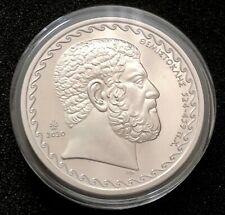 """Griechenland 10 Euro 2020 """"2500 Jahre Schlacht bei Salamis"""" - Silbermünze PP"""