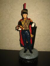 Michael Sutty porcelain figurine - Royal Horse Artillery Trumpeter, made in GB