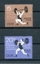 DDR 1210/1 ** - WM Gewichtheben