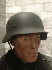 CASQUE M40 ALLEMANDTaille 57/58 ww2 militaria