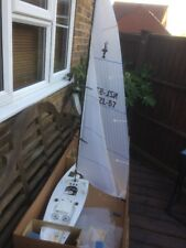 Rc model sailing yacht CR 914 ALL BUILT READY TO SALE SIRVOS INCLUDED