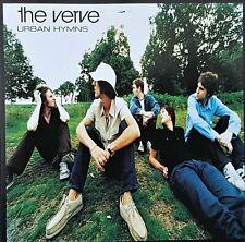 THE VERVE Urban Hymns  (CD, Sep-1997, Virgin) VGC  FREE POST