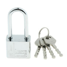 4 Dial Digit Zinc Alloy Security Padlock Outdoor Heavy sh Duty Combination A4O9