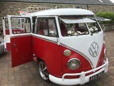 VW T2 split screen Camper wedding Bus Splitscreen Kombi NO SWAP PX van Classic