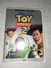 Toy Story 2 Dvd, 2000 Disney Pixar Vintage, used, no defects clean