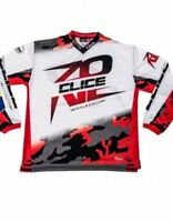 Clice Trials TOP SHIRT RED WHITE GREY XL & XXL GASGAS BETA TRS