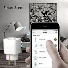 Sonoff S20 WIFI Smart APP Remote Control Timer Automation Home Socket UK EU Plug
