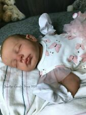 Introducing Lou Lou Jacalyn Cassidy Ultrarealistic Newborn Baby Girl Reborn Doll
