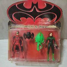 1997, KennerBatman & Robin: Night Hunter Robin vs. Evil Entrapment Poison Ivy